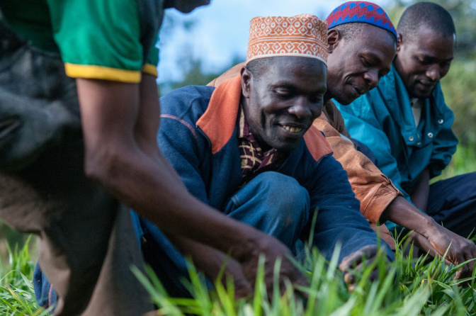 Breakthroughs in agriculture for action on climate change
