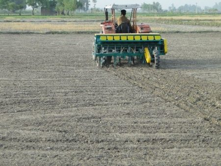 New planters promote environmentally-friendly farming in Pakistan