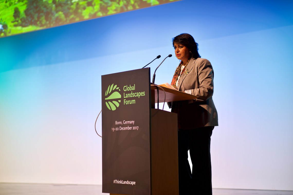 Indigenous communities, biodiversity in focus at Global Landscapes Forum