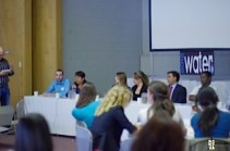 Judges: Zafar Adeel Sonia Leon, Michelle Morris, Natalya Melnychuk, Adeel, Moseki Ronald Motsholapheko, Pieter Van Der Zaag, Dominic Mazvimavi, Robyn Baron (note: not all shown is photo)