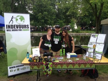 indevours multicultural festival