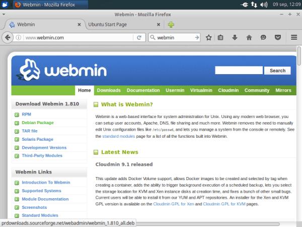 descarga-webmin