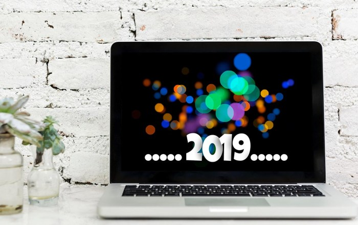 Novedades en informática para 2019