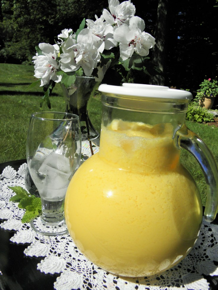 Easy recipe for delicious and refreshing Mango Lassi