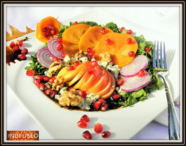 Mouth-watering Exotic Salad