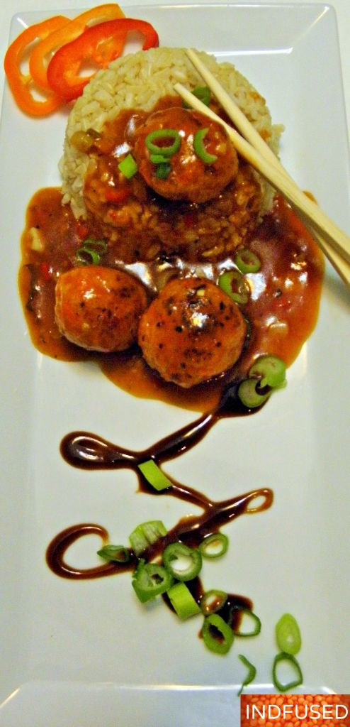 #Figure #friendly, #aape #pan #recipe for #Indian #Chinese #fusion #Gobi #Manchurian that is #quick and #easy