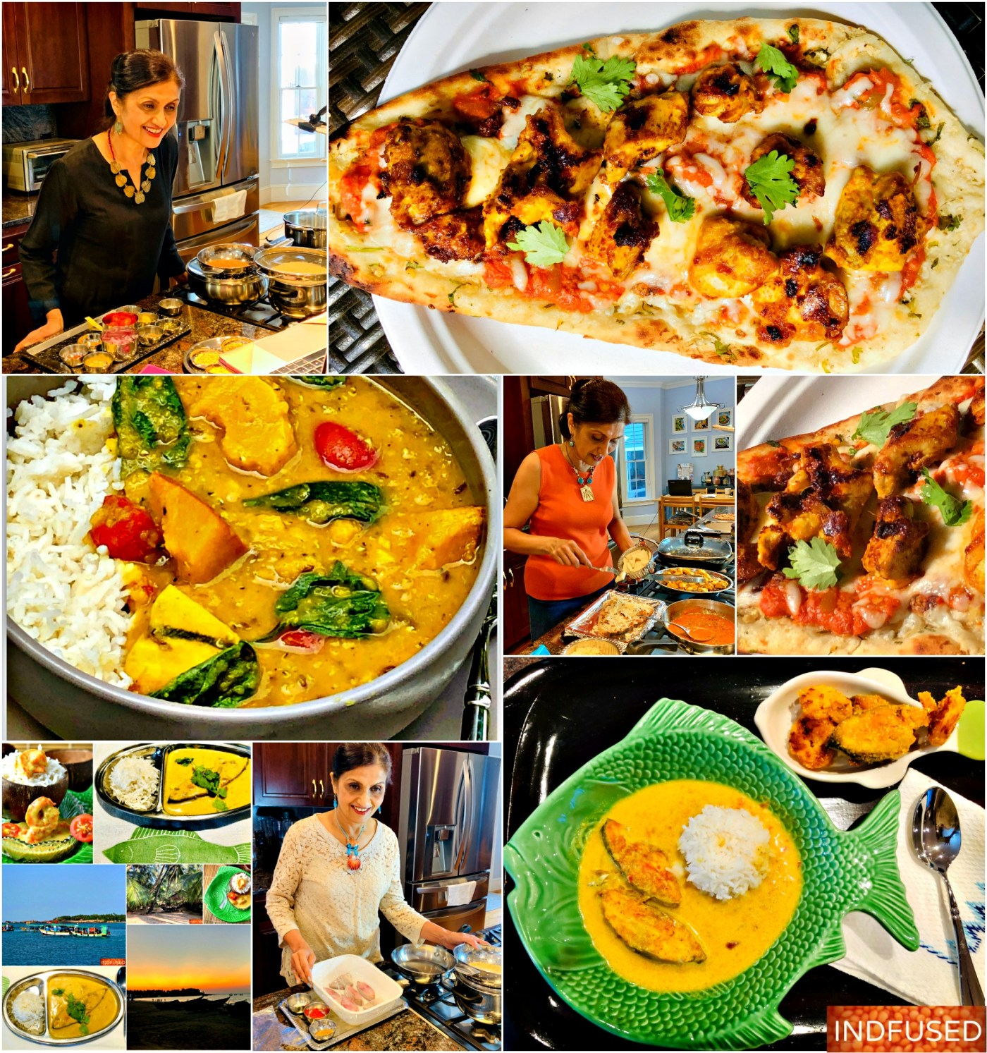 Saturday Cook Alongs! Online Cooking Classes