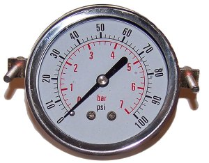 100 PSI - Panel Clamp Gauge