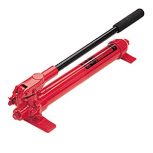 925010A 10,000 PSI Hydraulic Hand Pump