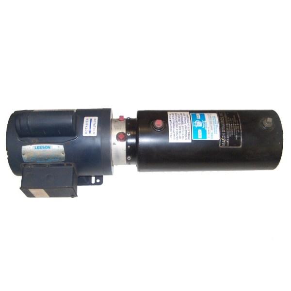 AC Hydraulic Power Unit - 6 Quart Tank