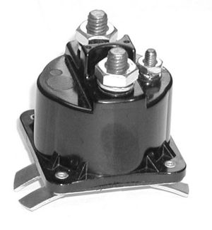 3-Post Grounded Solenoid - Prestolite Style