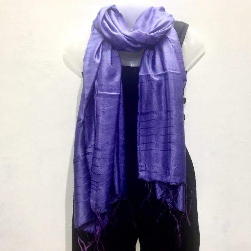Classic Silk Scarf - IndiBlu Boutique