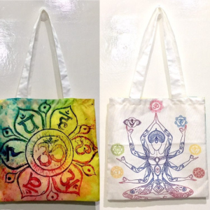 Indian Graphic Tote Bag