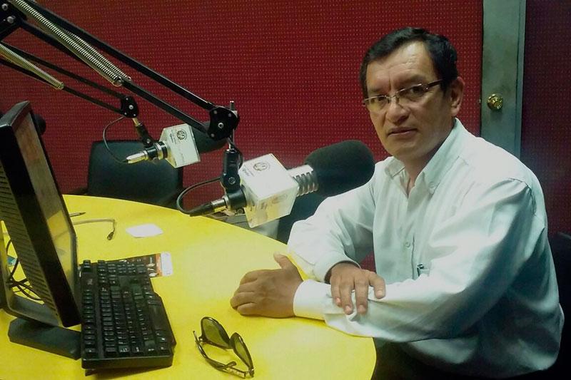 Danilo Acosta es un ptofesional