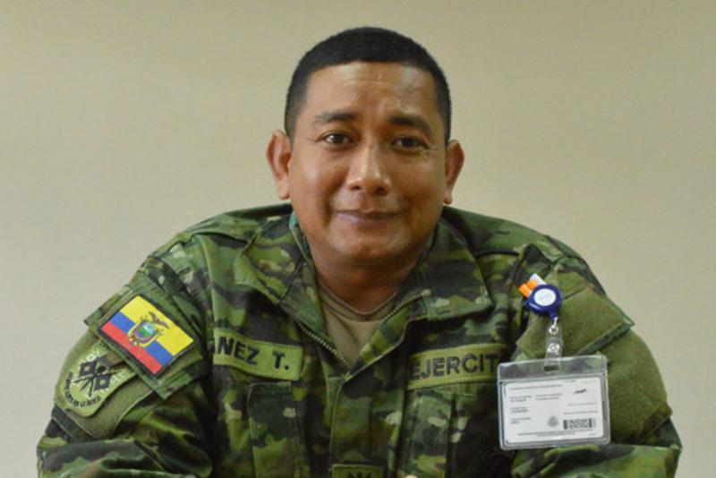 Sargento Tomás Yánez