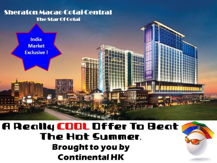 Sheraton India Market Special