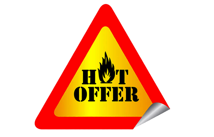 hot offer transparent