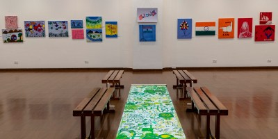 artworks by children with disabilities