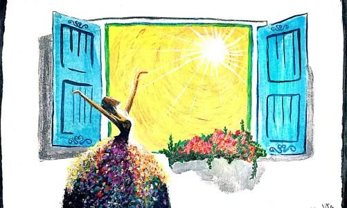 Painting by Harshita Singh, Delhi