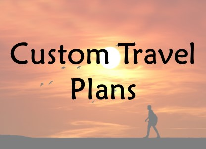Custom Travel Plans