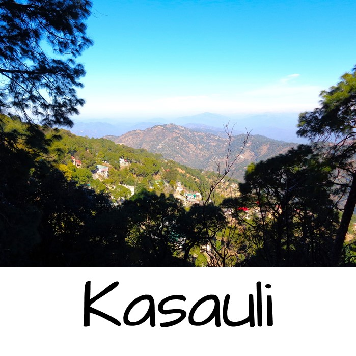 Kasauli Tourism