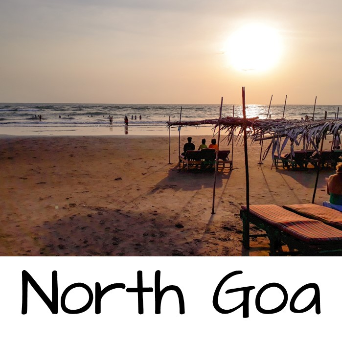 North Goa Tourism