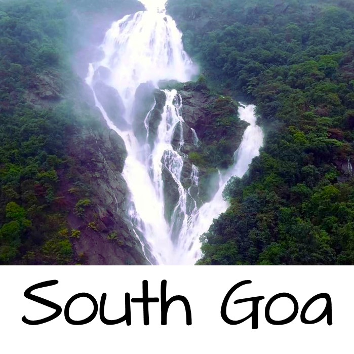 SOUTH GOA Tourism