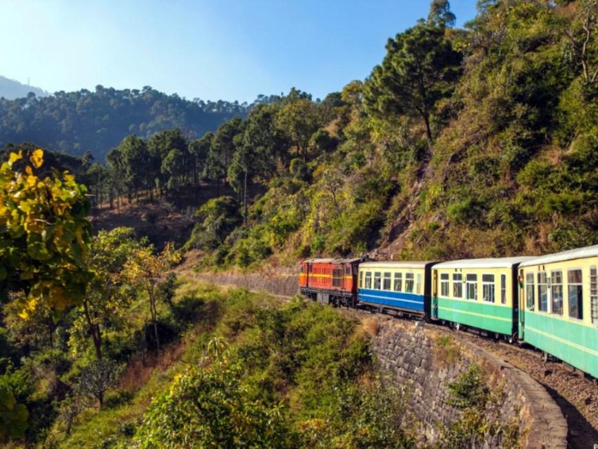 Shimla Mountain Railway