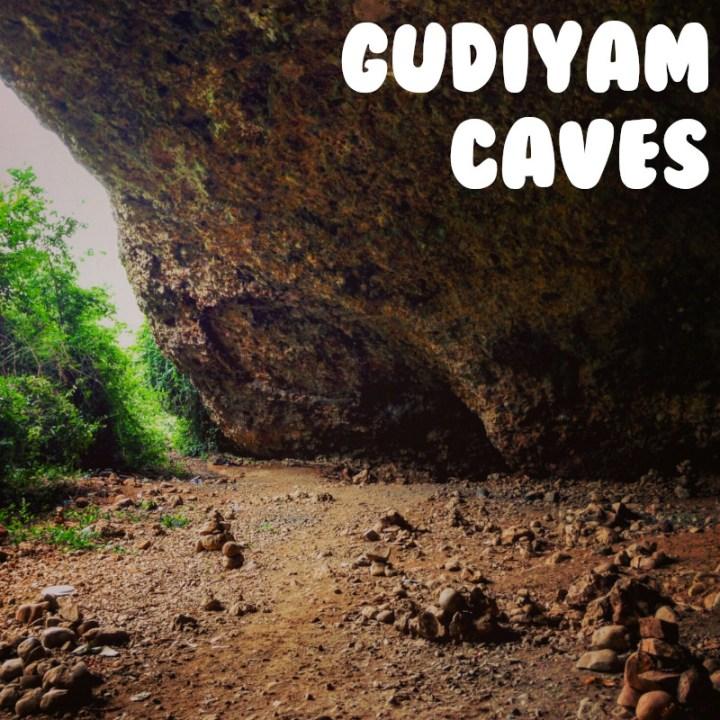 Chennai Weekend Getaway Road Trip Gudiyam Caves