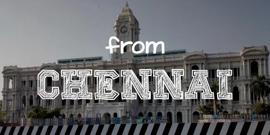 Chennai Weekend Getaway Road Trip