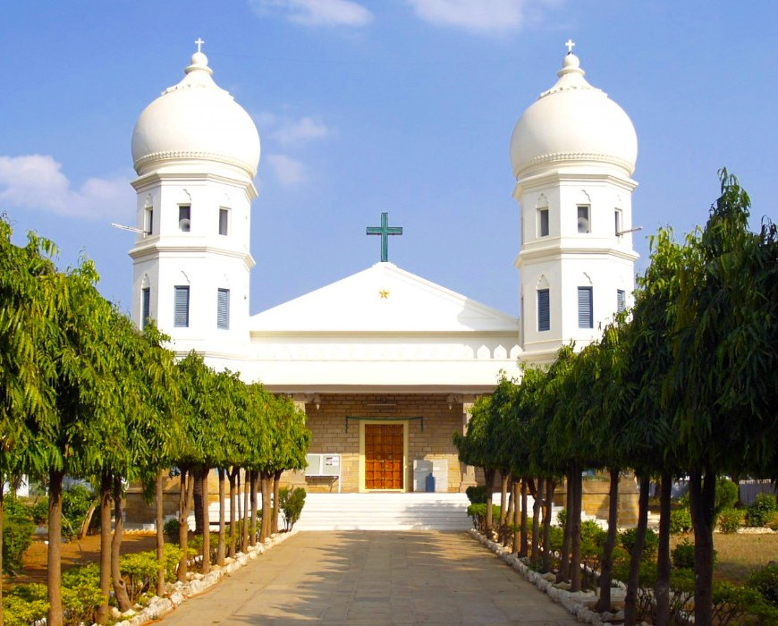 Best Churches of India