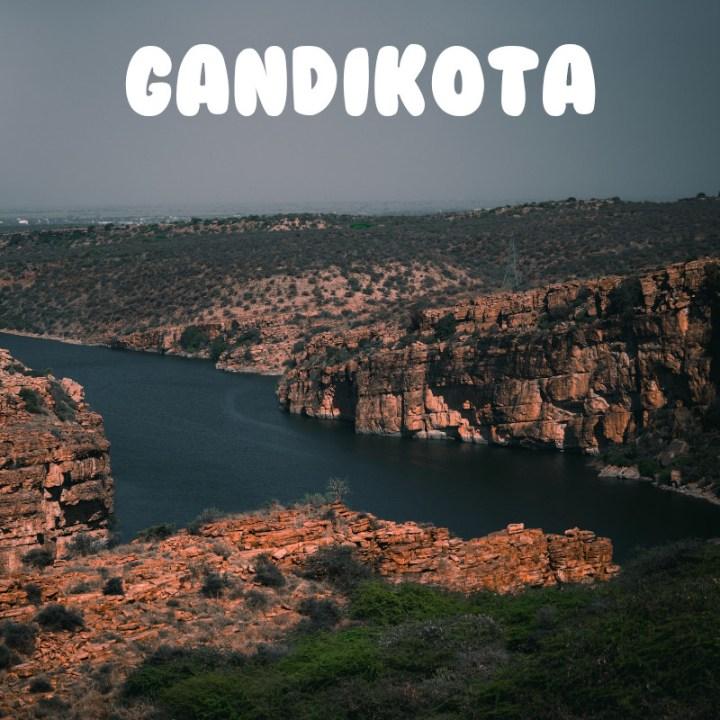 Hyderabad weekend getaway road trip Gandikota