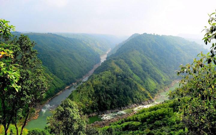 Meghalaya itineraries
