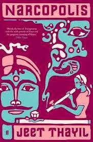 Cover photo of Narcopolis by Jeet Thayil