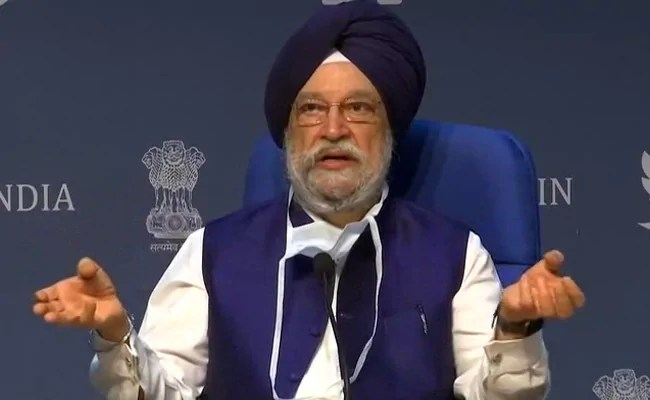 Aviation Minister Hardeep Puri Says Air India Disinvestment Delayed By Covid impact, Will Be Completed In 2021