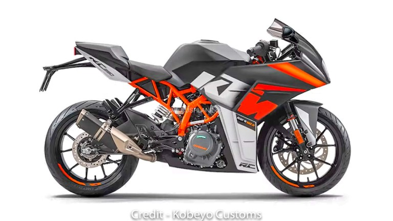 New KTM RC 200, RC 390 Unofficial Bookings Start