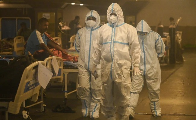 India's Top Medical Body IMA Says 270 Doctors Have Died Of COVID-19 In 2nd Wave Of The Pandemic