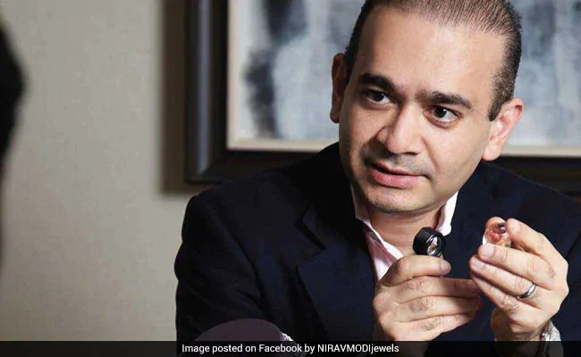 Will Continue Efforts To Pursue Nirav Modi's Early Extradition To India: Centre
