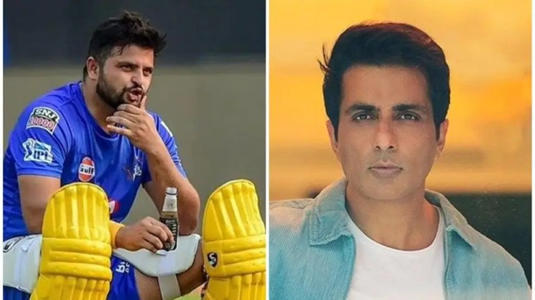 Sonu Sood comes to Suresh Raina's rescue as cricketer hunts for oxygen cylinder on Twitter | Cricket News