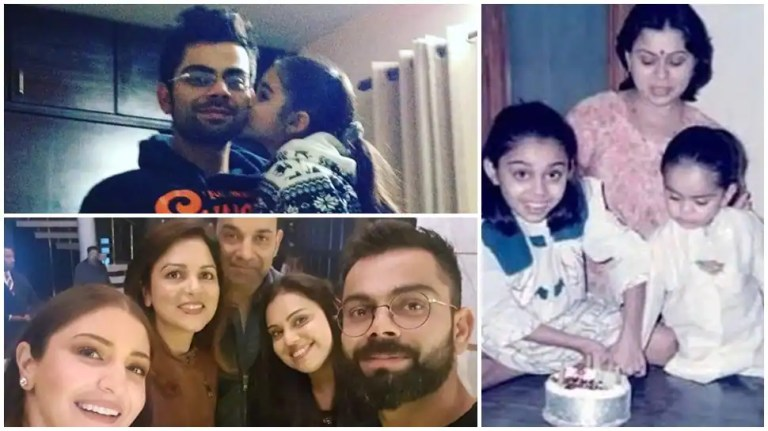 Blast from the past: Unseen pics of India skipper Virat Kohli from his family album – Take a look!   Cricket News