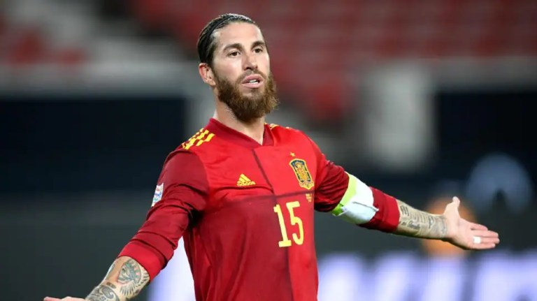 Euro 2020: Captain Sergio Ramos left out of Spain squad, no Real Madrid player in team | Football News