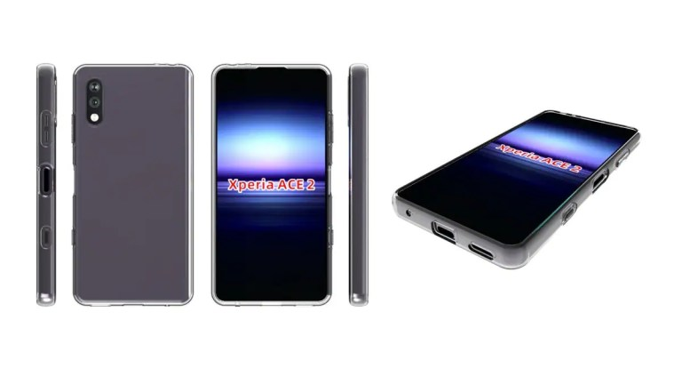 Sony Xperia Ace 2 Alleged Case Renders Hint at Design, Dual Rear-Camera Setup Tipped