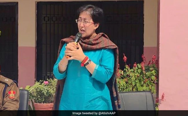 Delhi Out Of Covaxin Vaccine Shots For 18-44 Age Group: AAP Leader Atishi