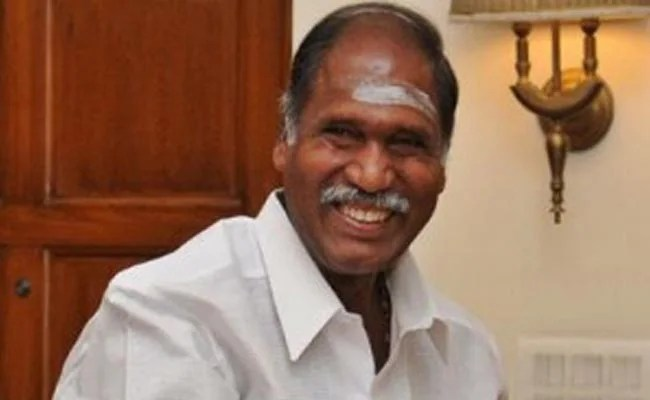 N Rangasamy Says New Ministry To Be Sworn In On May 7 In Puducherry