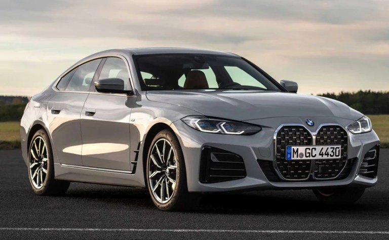 2022 BMW 4 Series Gran Coupe Unveiled