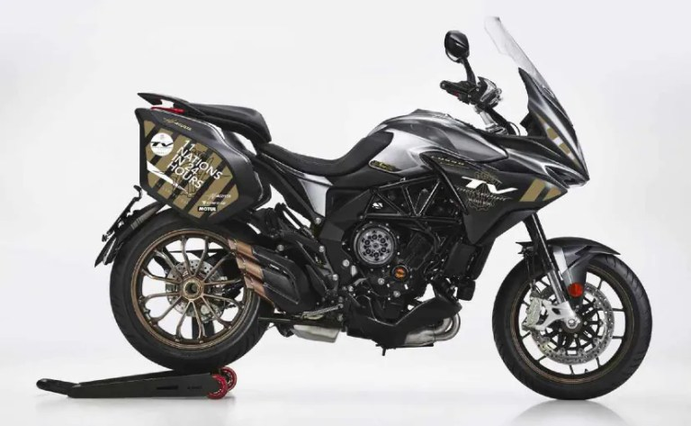 MV Agusta To Attempt World Record In 24 Hours