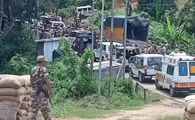 Assam Says Vehicles Entering State From Mizoram To Be Checked For Drugs