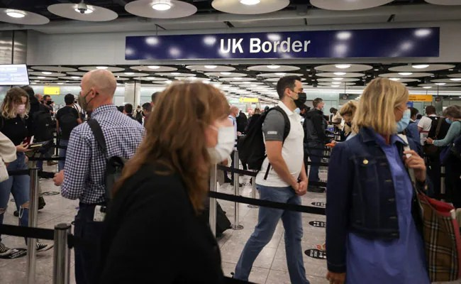 Fully Vaccinated From US, EU Can Avoid Quarantine In England: Government