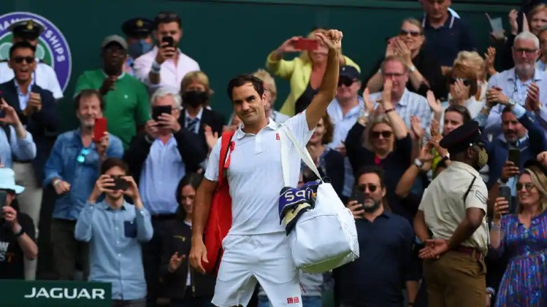 Wimbledon 2021: Has Roger Federer played his last match at SW19?   Tennis News
