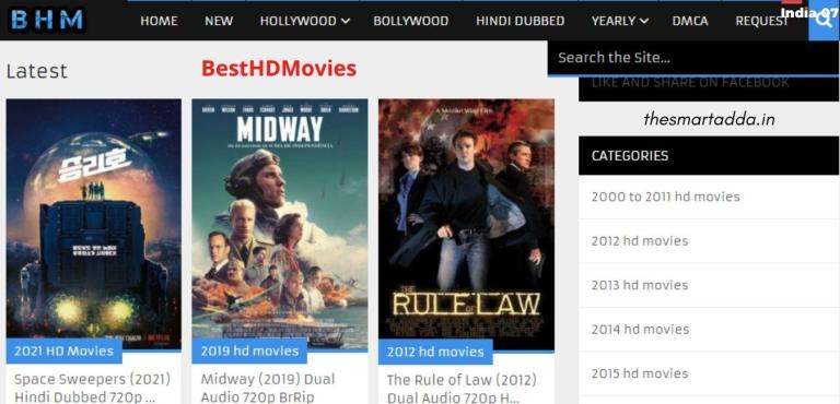 Besthdmovies 2021: Best Bollywood, Hollywood and South Movies